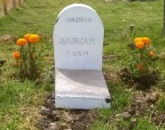 Lápida Anastasia
