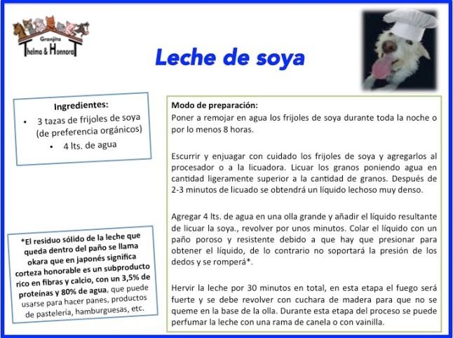levhe de soya